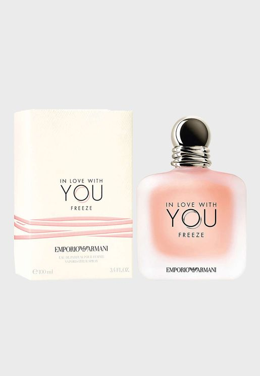 In Love With You Fresh Sheu De Parfum 100Ml