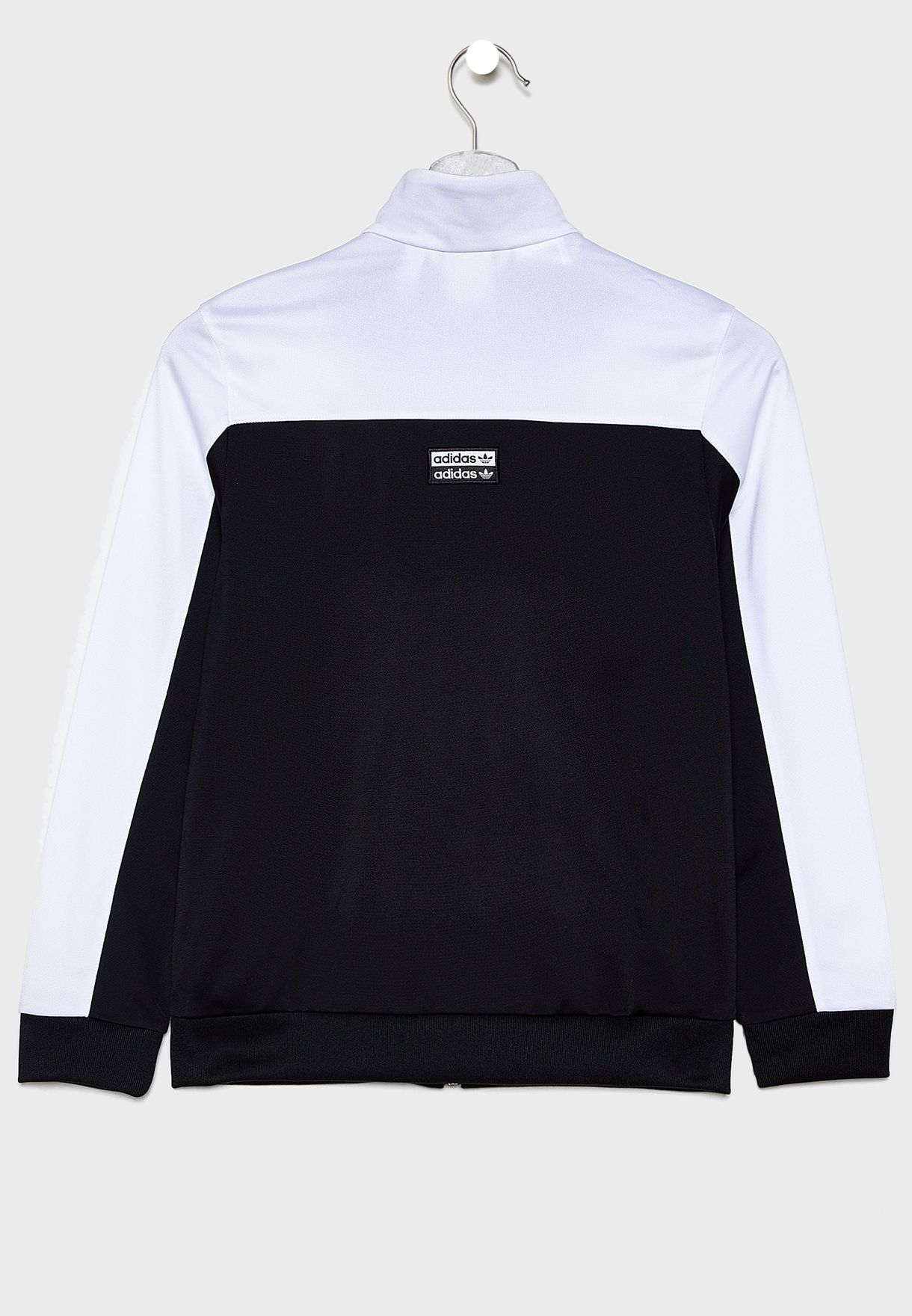 Youth Colour Block Track Jacket