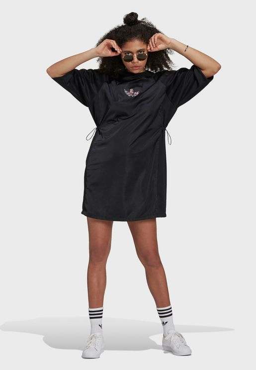 Trefoil T-Shirt Dress