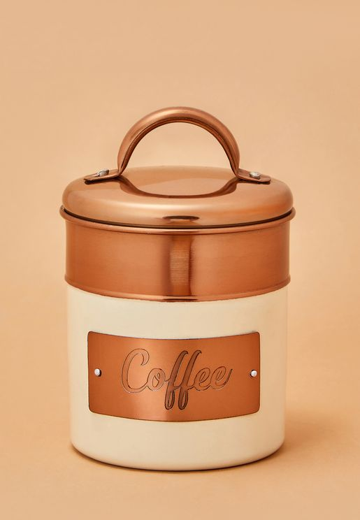 Prescott Coffee Canister