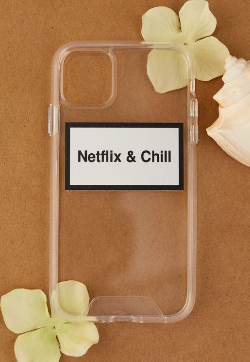 Netflix & Chill iPhone 11/11 Pro Case