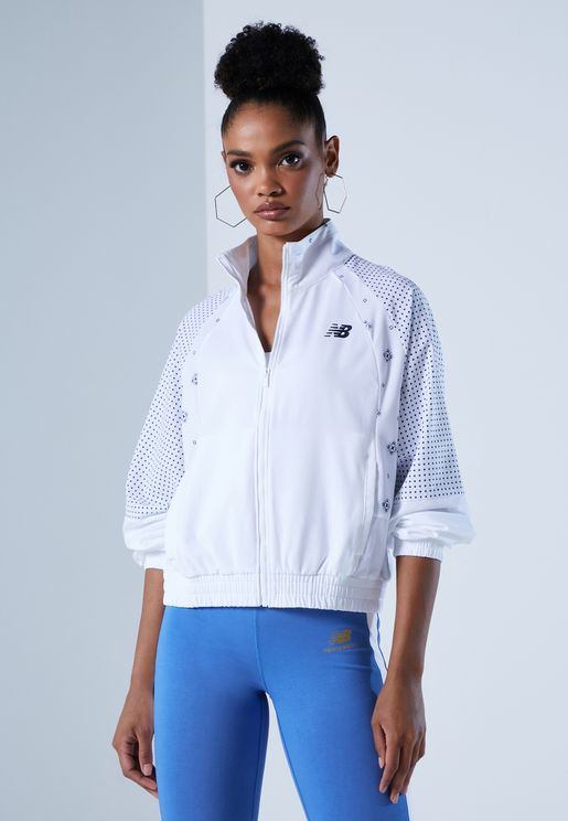Achiever Bandana Printed Jacket
