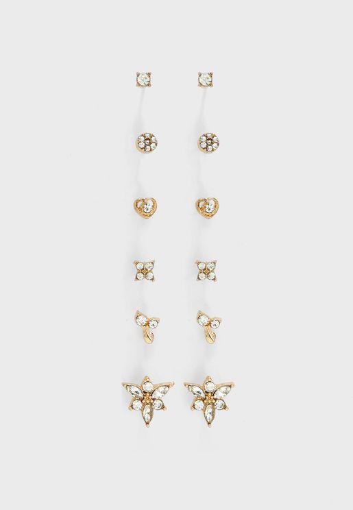 Multipack Praoclya Earrings