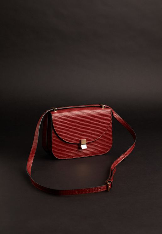 Ucles Textured Crossbody