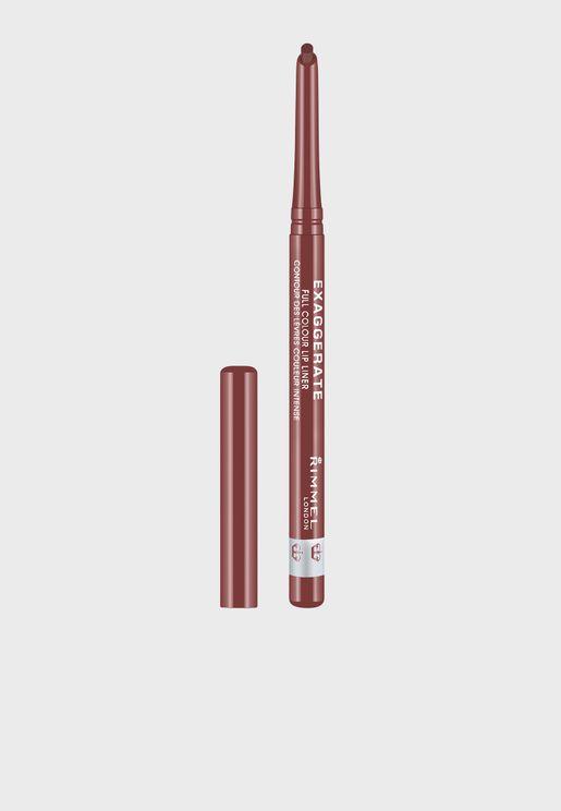 قلم تحديد الشفاه اوتوماتيكي - 18 اديكشن