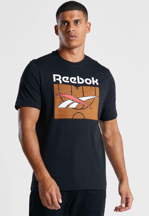 Classics Baseball Court T-Shirt