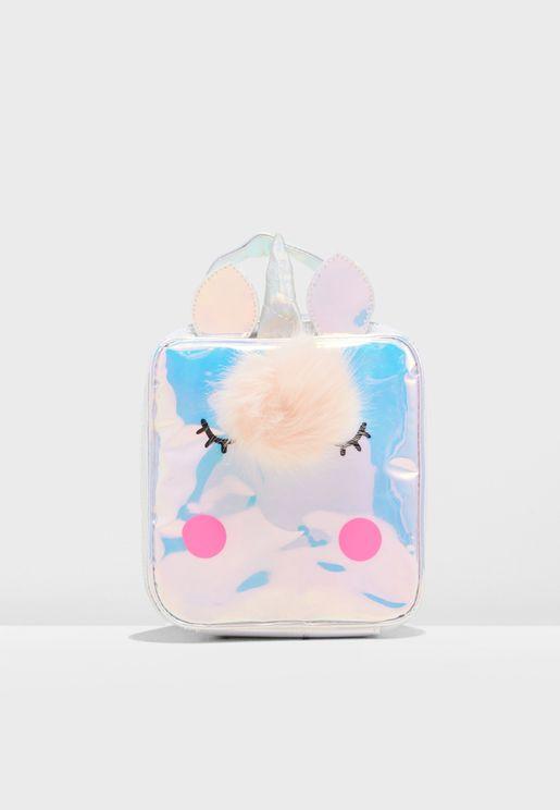 Kids Unicorn Lunch Bag