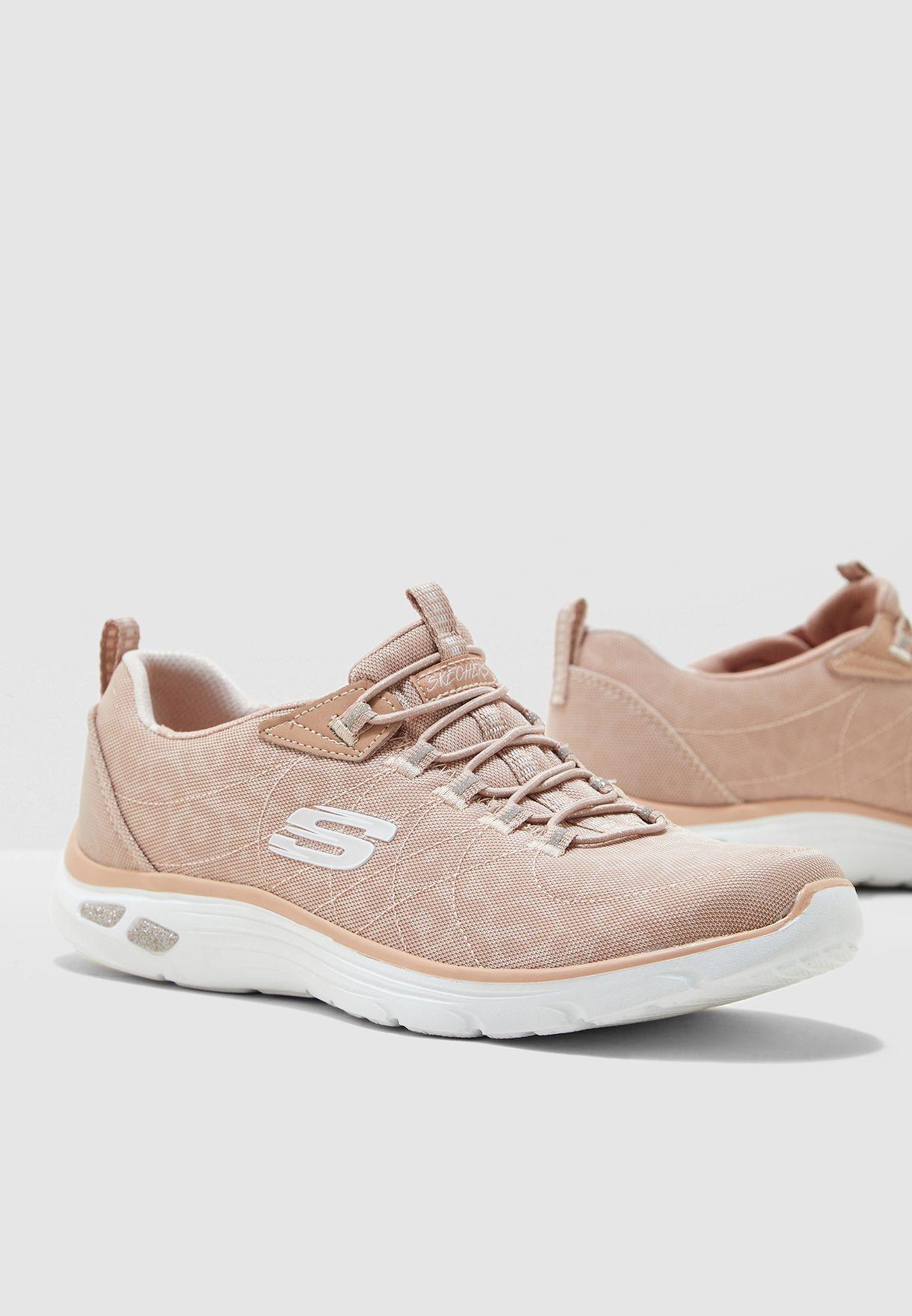 Buy Skechers beige Empire D\u0026#39;Lux for
