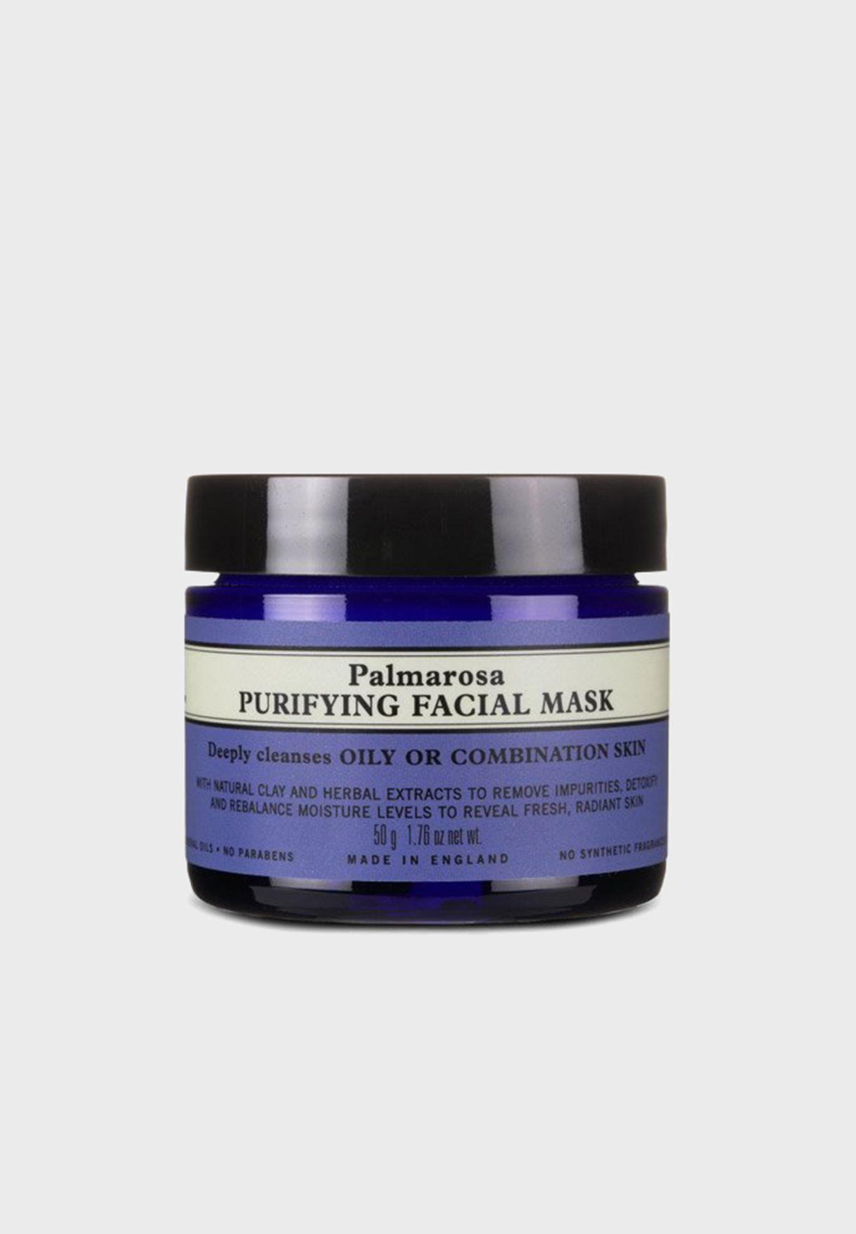 ماسك تنظيف الوجه بالماروسا