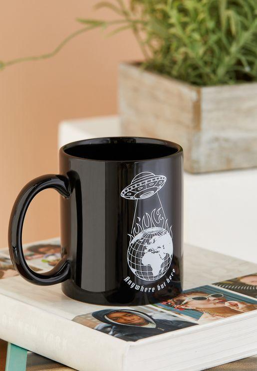 Anywhere But Here Mug