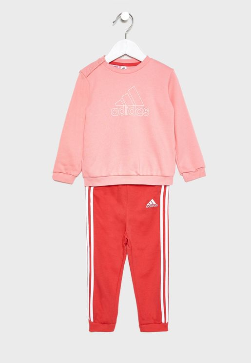 Infant 3 Stripe Jogger Set