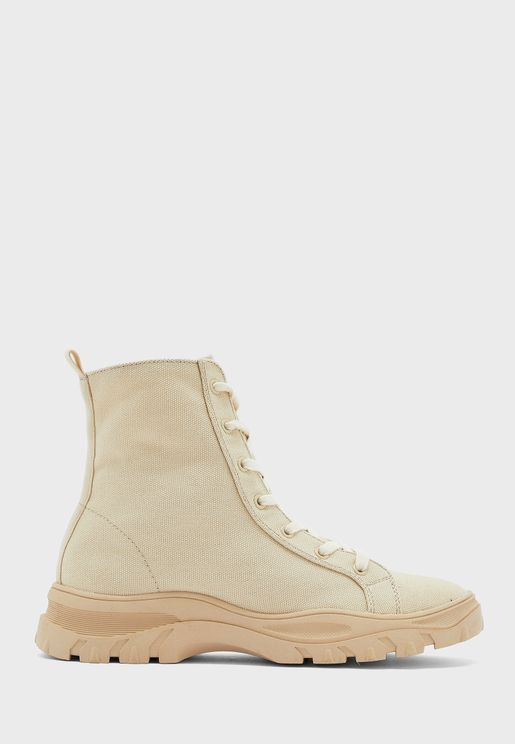 Malia High Top Sneaker