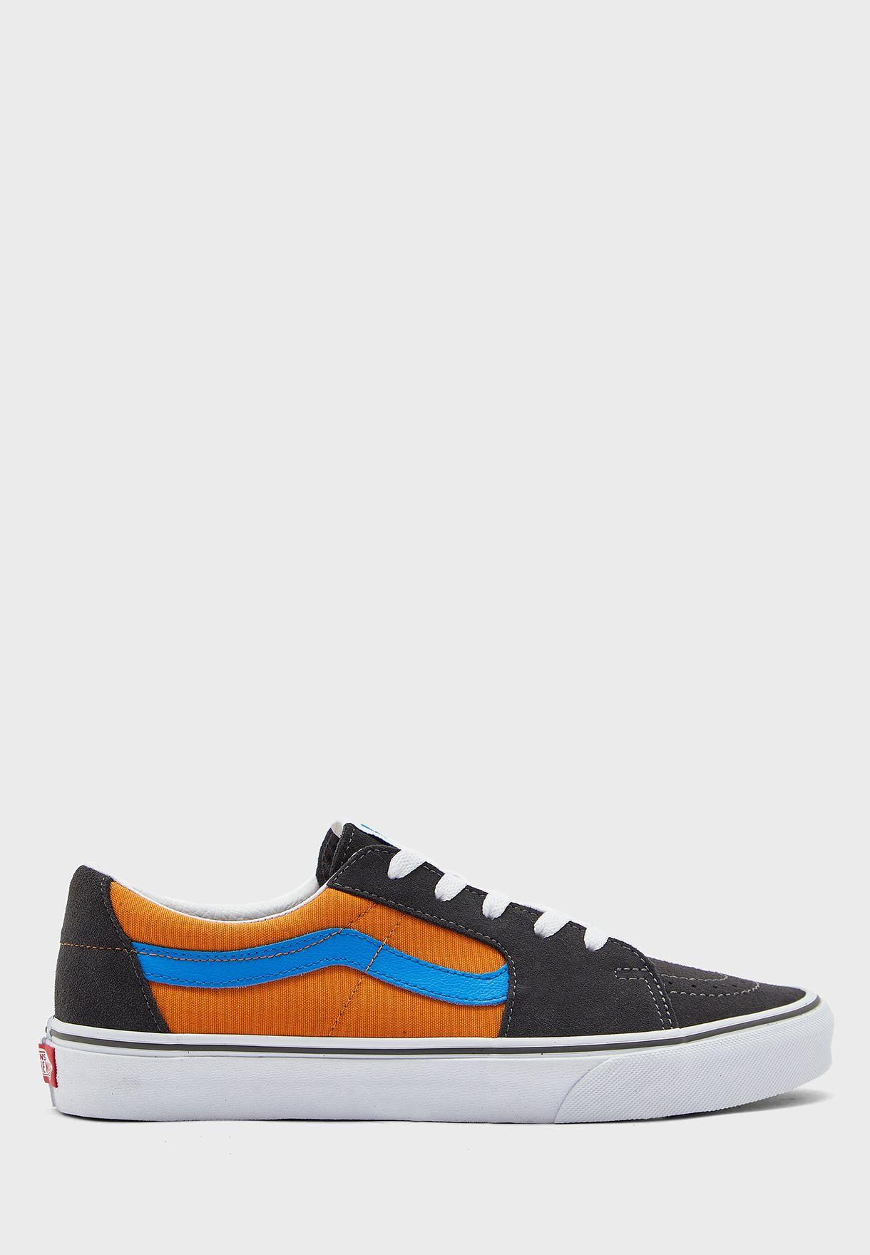 حذاء 2-تون اس كاي8-لو