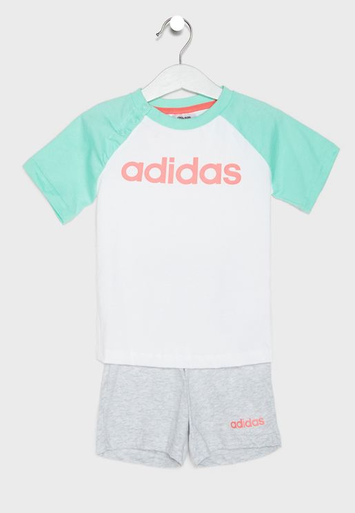 Infant Linear Summer Set
