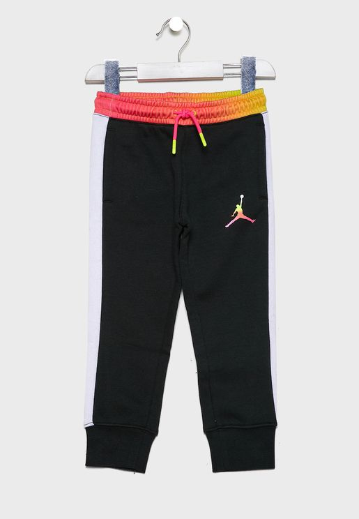 Kids Jordan Jumpman Fleece Sweatpants