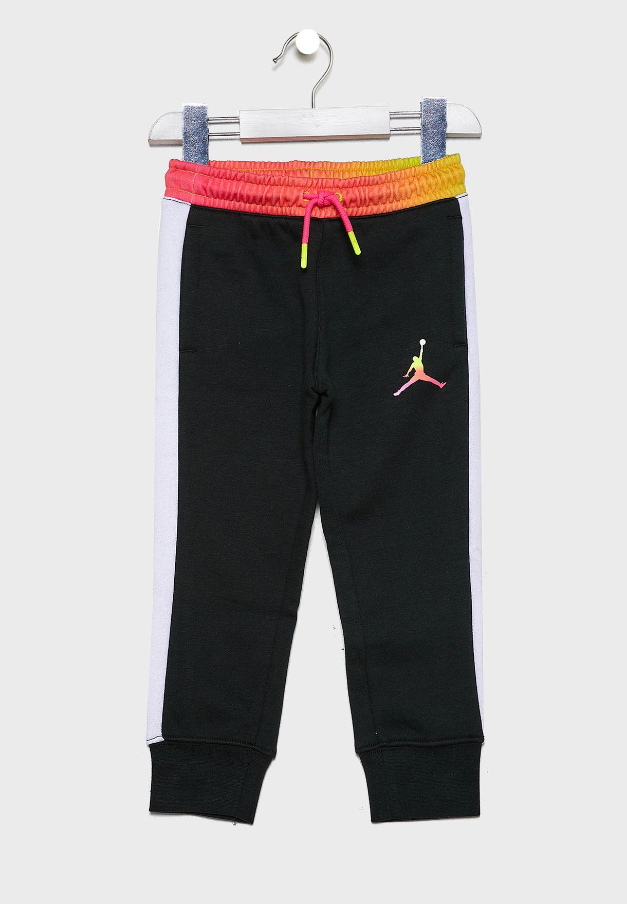 Kids Jordan Jumpman Fleece Sweatpants