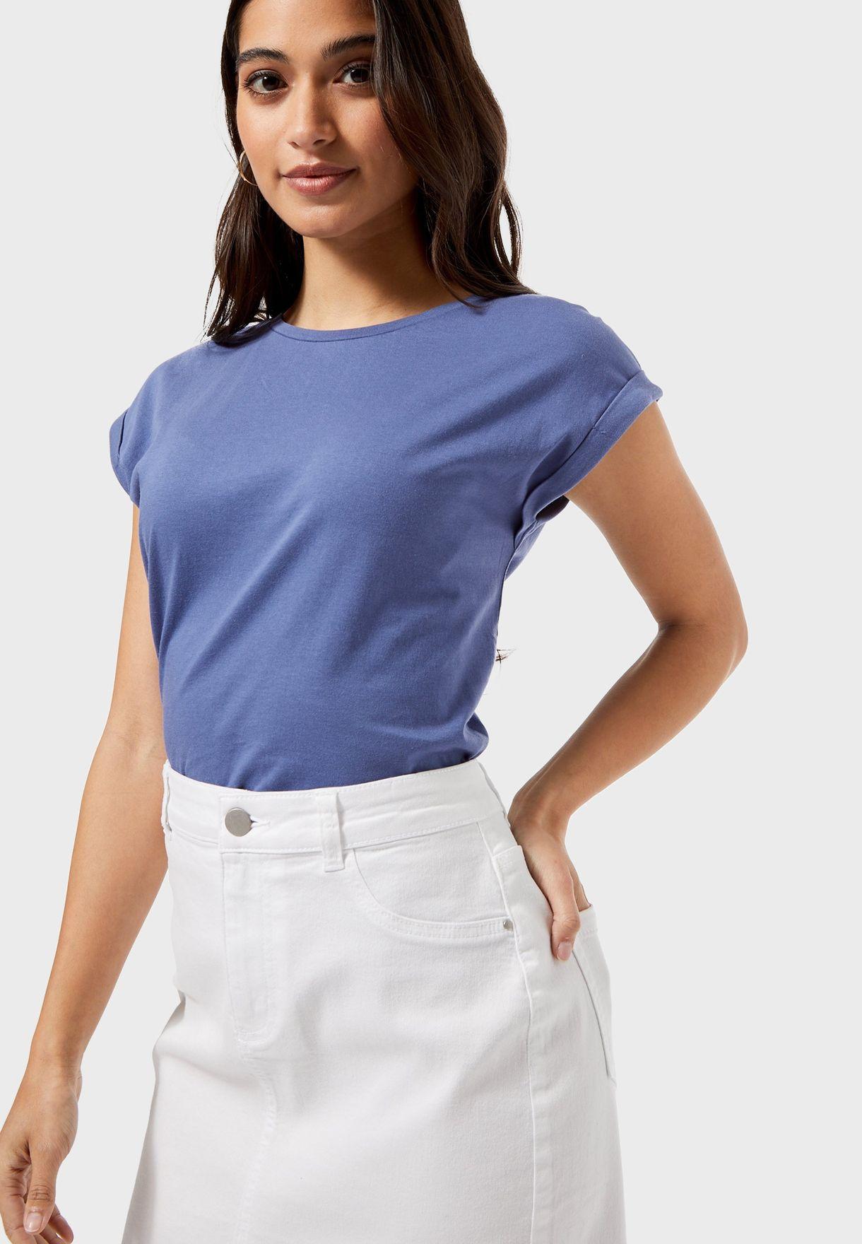 تنورة جينز عصرية