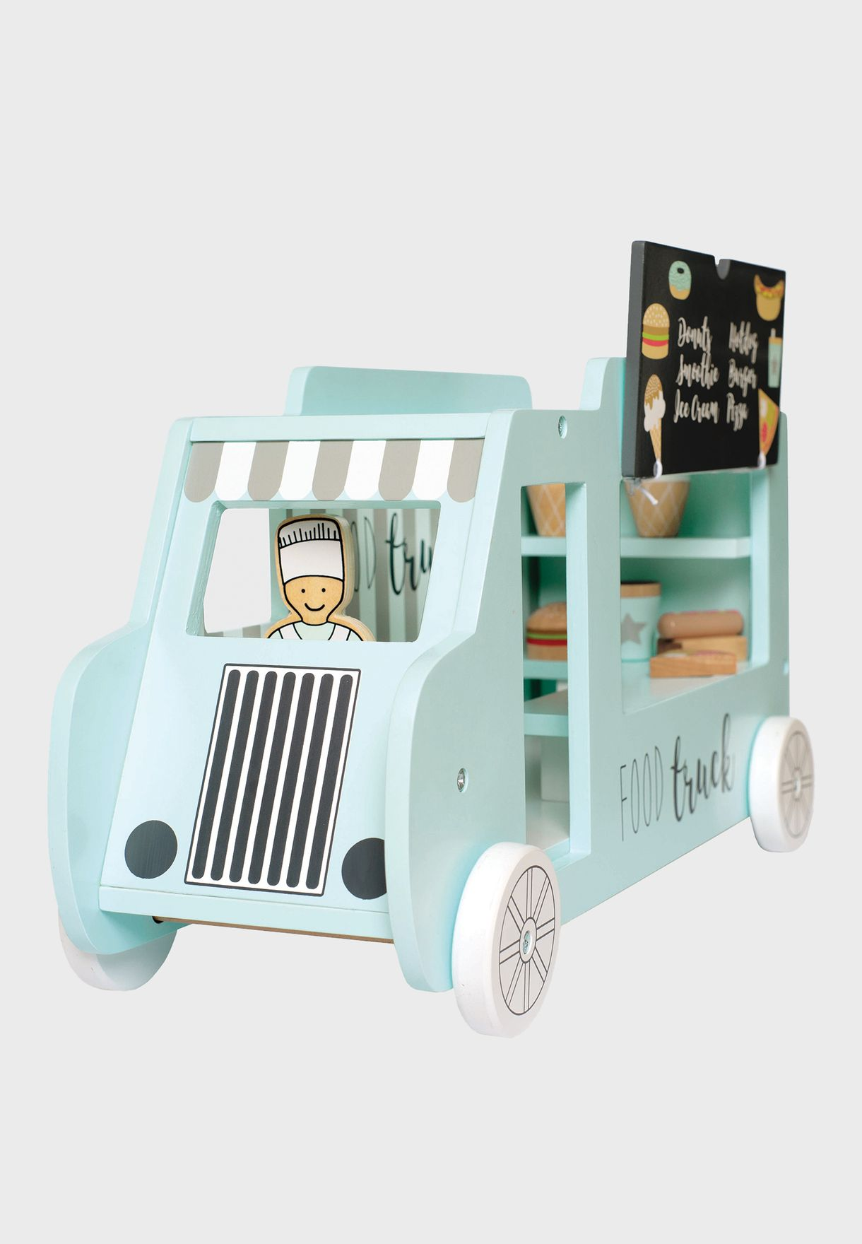Kids Food Truck Toy
