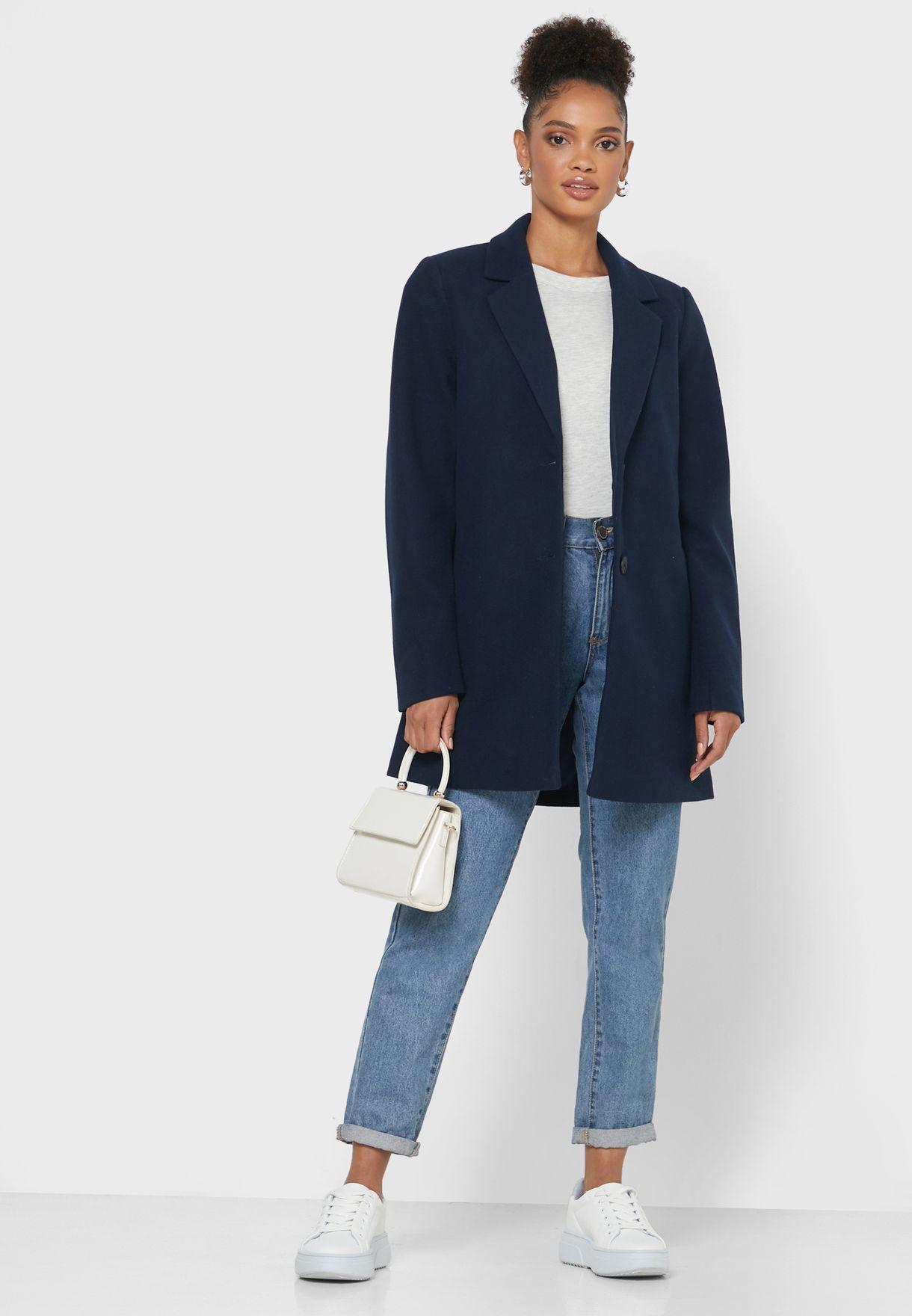 Tailored Longline Coat