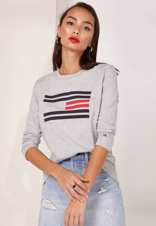 133bef1e23636 Long Sleeves T-Shirts for Women