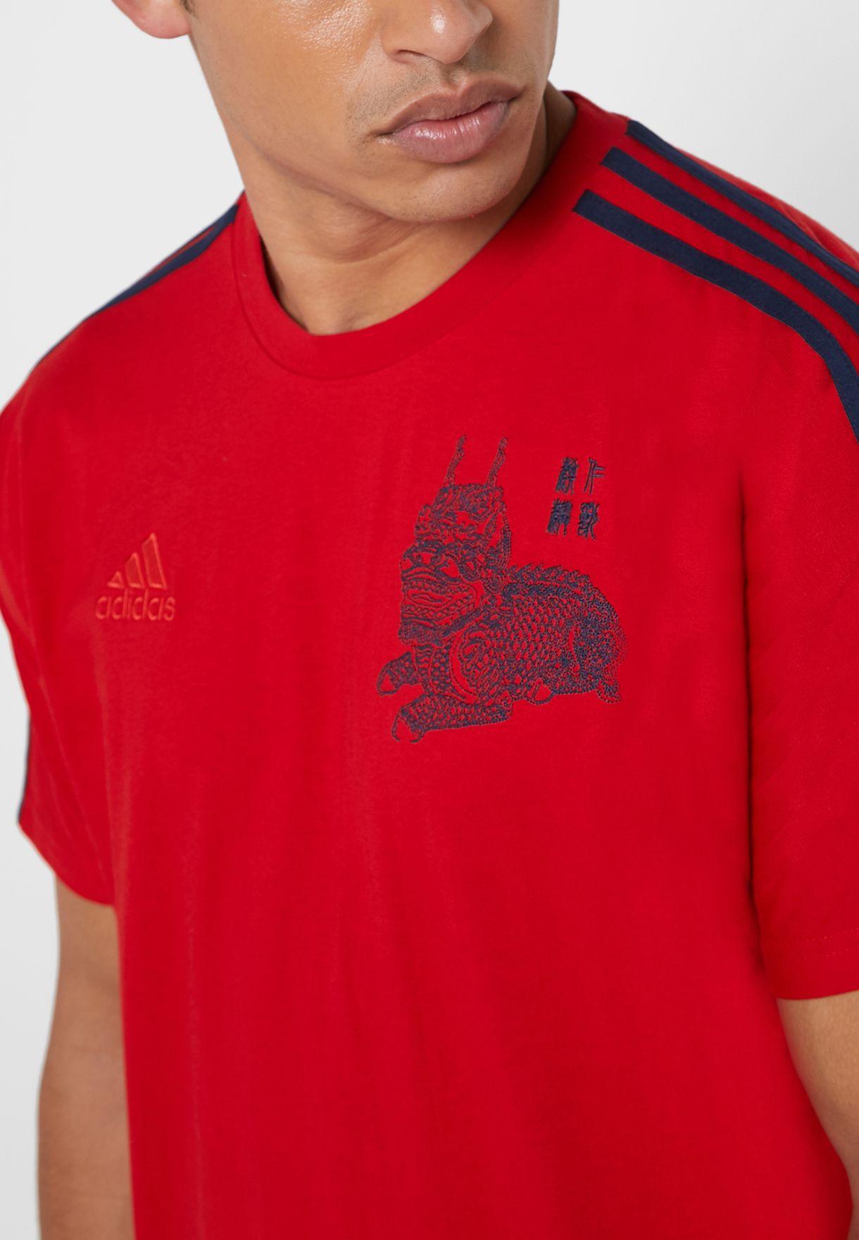 FC Bayern CNY T-Shirt