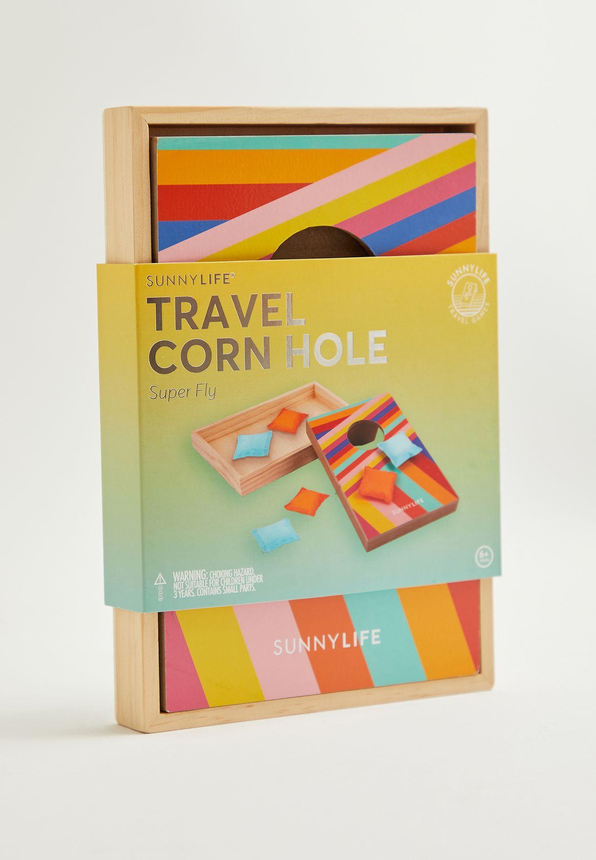 Travel Corn Hole Super Fly