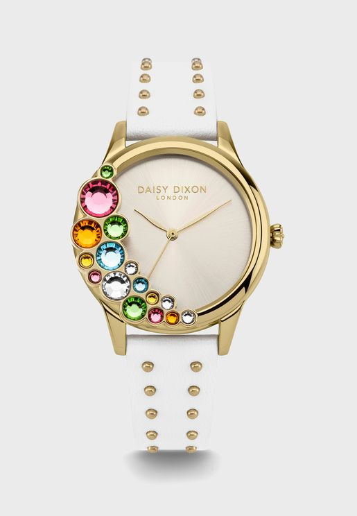 Lily Analog Watch