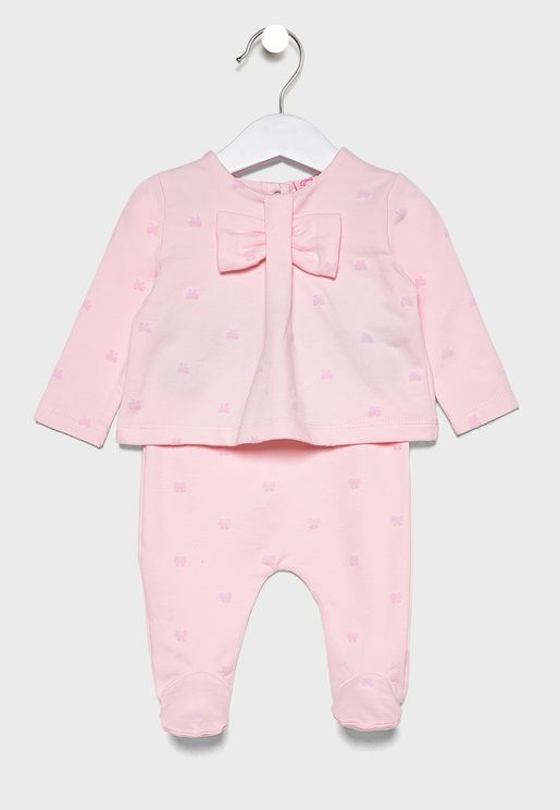 Infant T-Shirt + Trousers Set