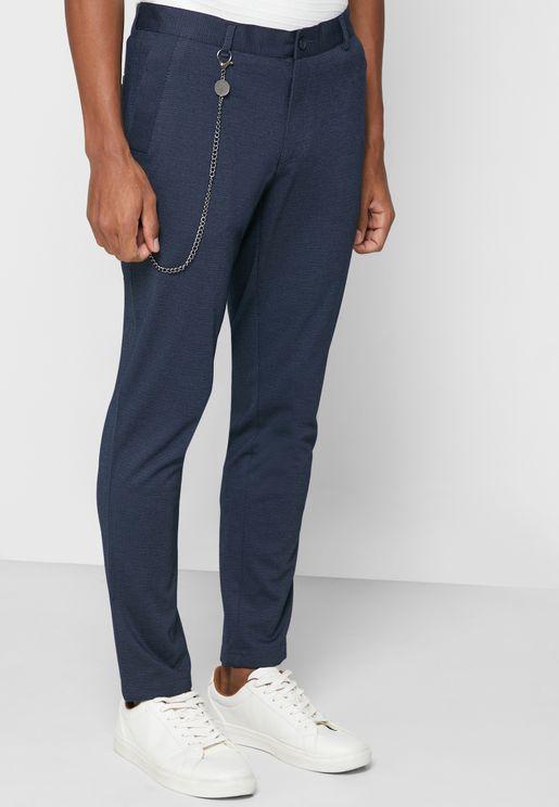 Pin Dot Trouser