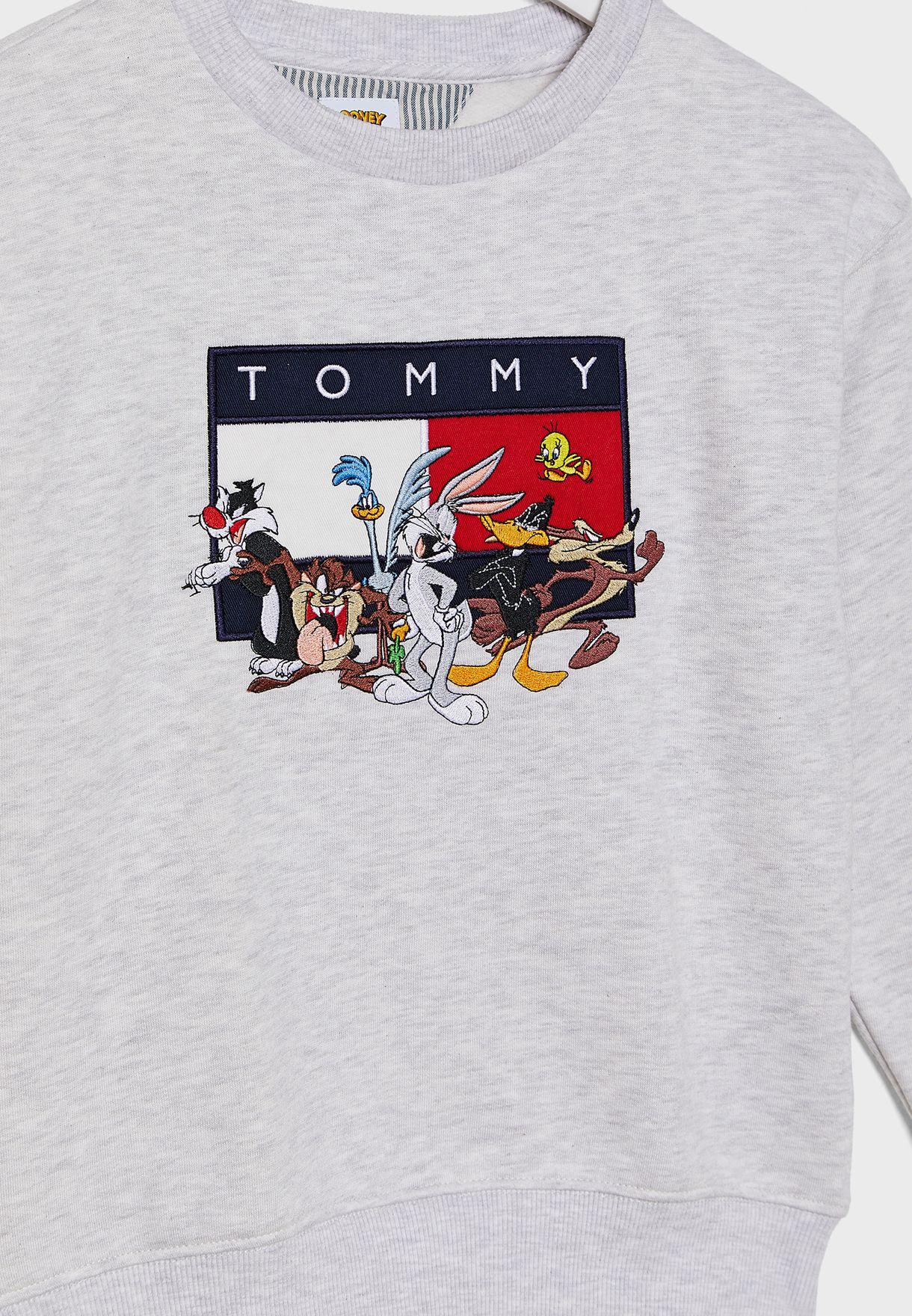 Teen Looney Tunes Sweatshirt