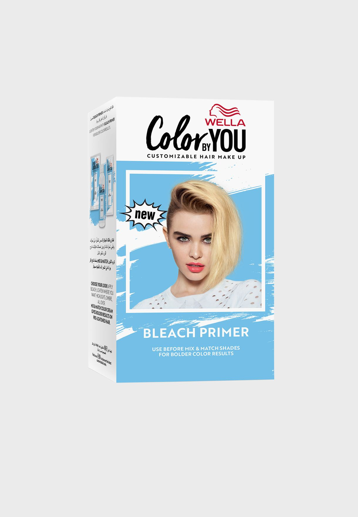 Color by You Hair Bleach