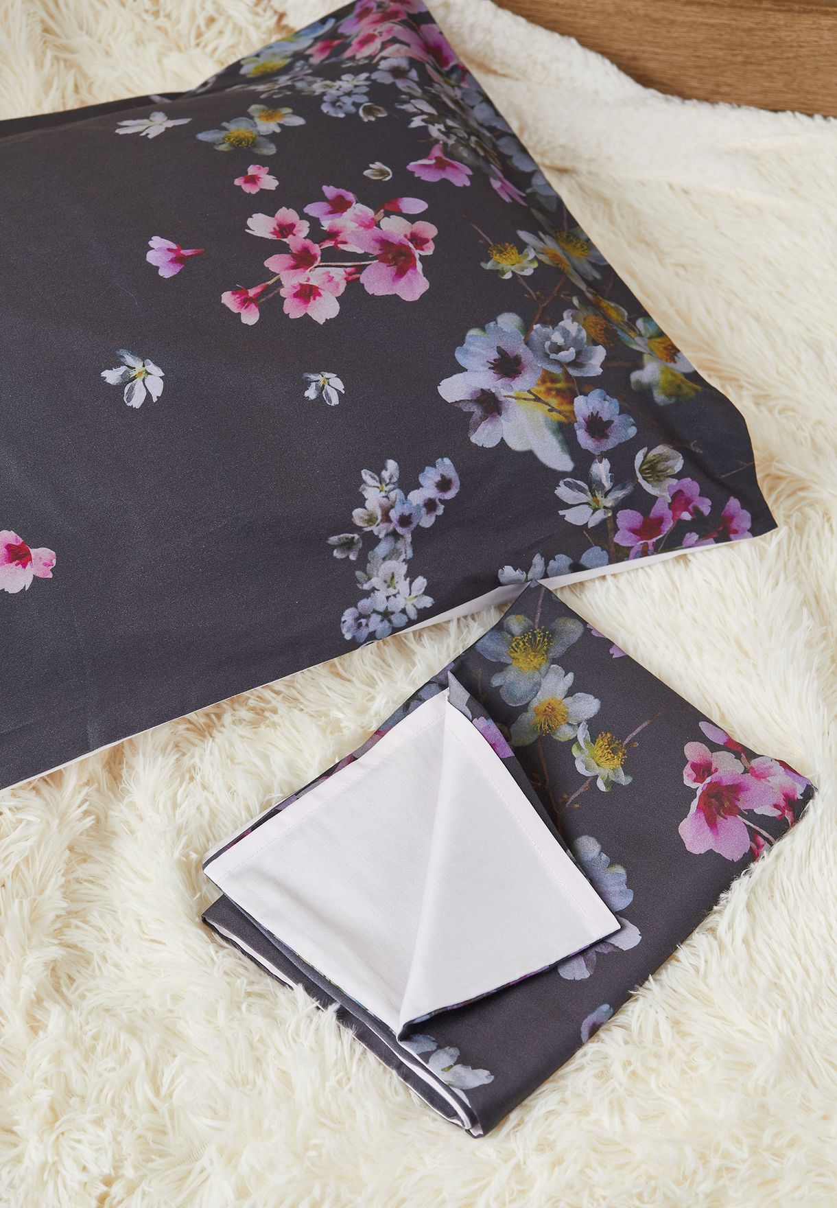 Spice Garden Standard Pillowcase Pair 48 x 74cm