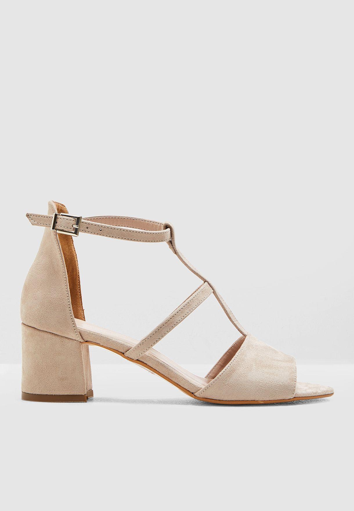 T-Bar Sandal