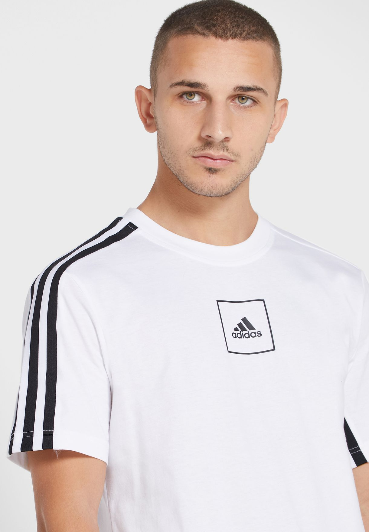 3 Stripe T-Shirt
