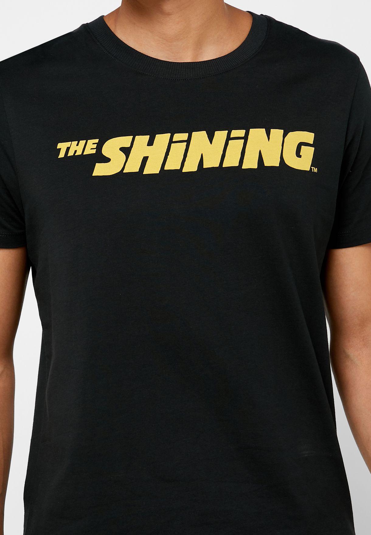 The Shining Oversize Crew Neck T-Shirt