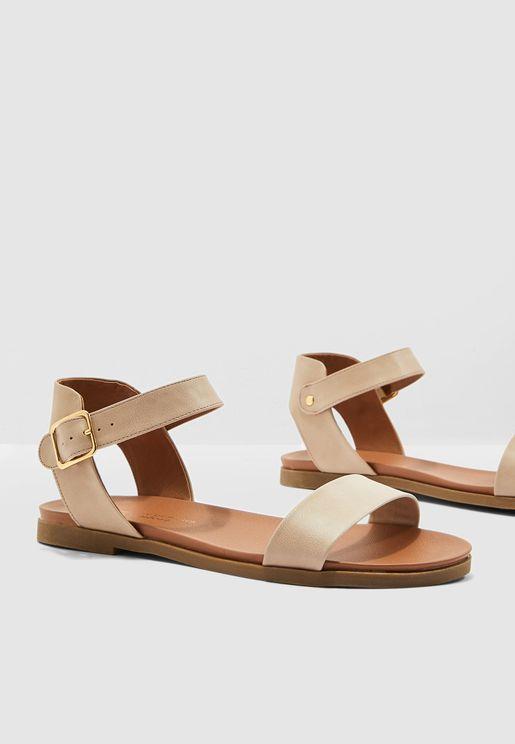36c4501c680 Comfort Francine Sandal - Peach