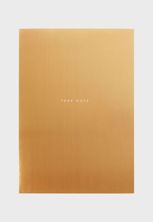 B5 Feature Notepad Luxury