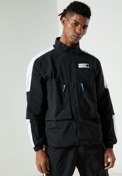 Parquet Warm Up Jacket