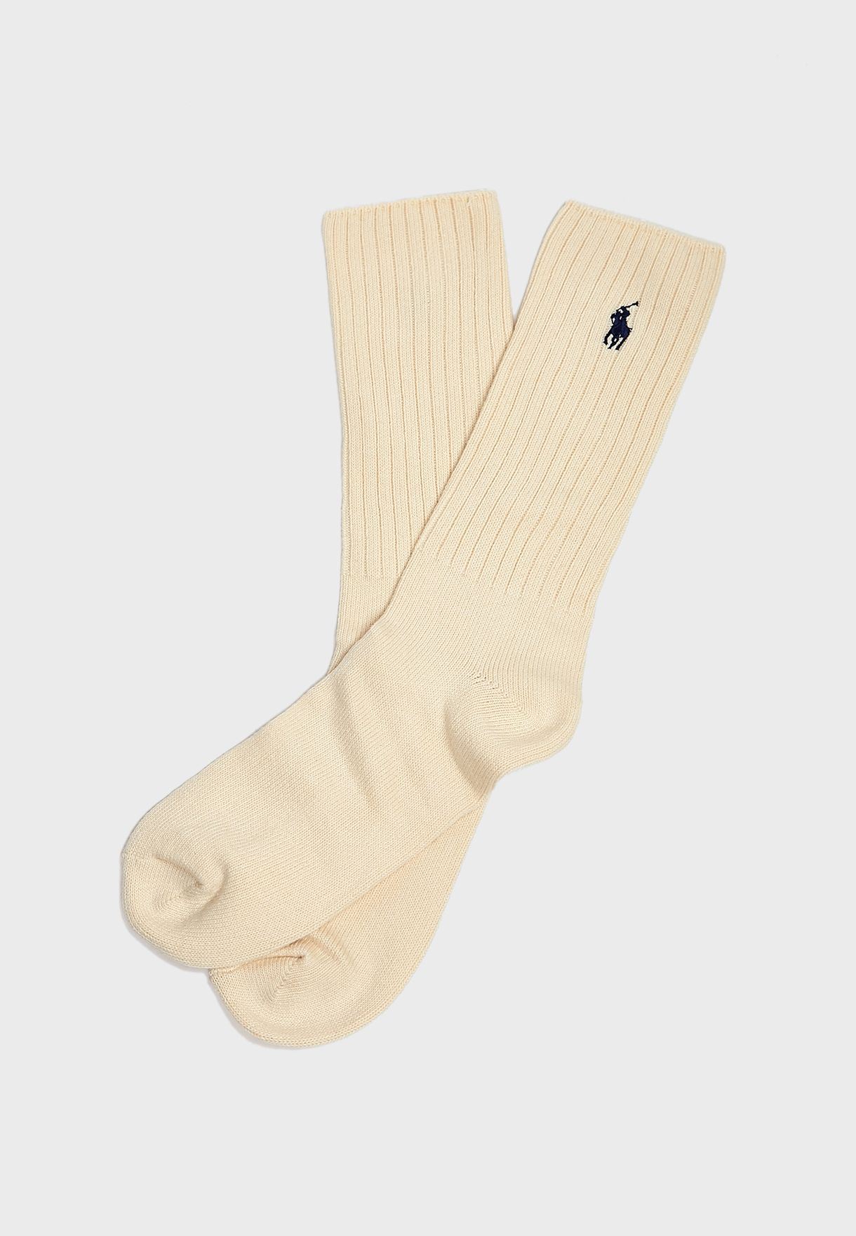 3 Pack Assorted Crew Socks
