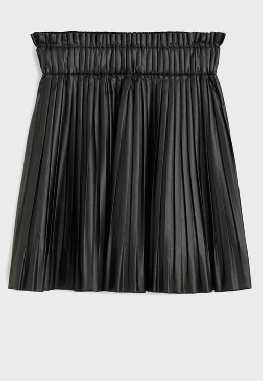 Youth Pleated Skirt