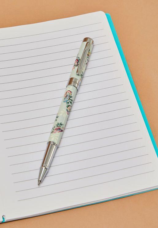 Lidded Pen