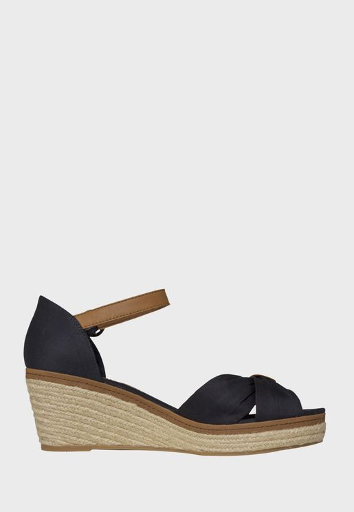 Iconic Elba Wedge Sandal - 403
