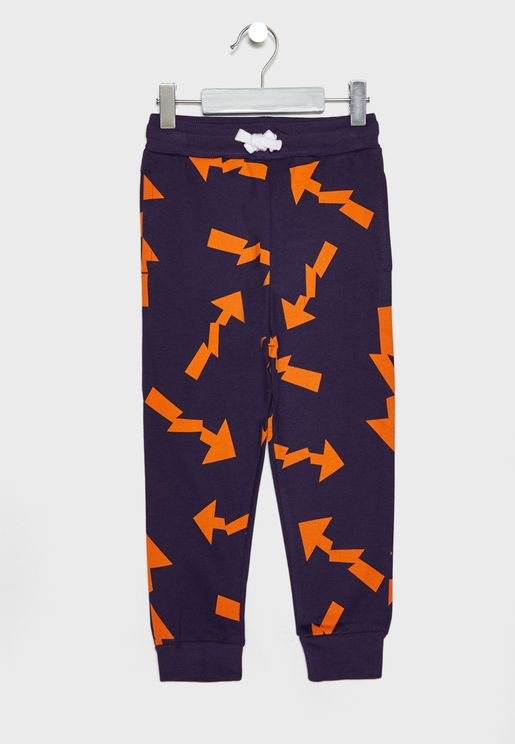Little Arrows Printed Sweatpants