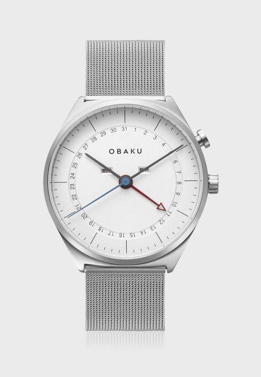 Dato Analog Watch