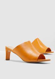 4bdd2674cc9b Truffle Mid-Heel Sandals for Women