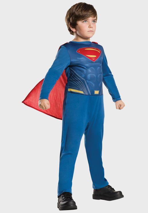 Kids Bvs Superman Action Suit