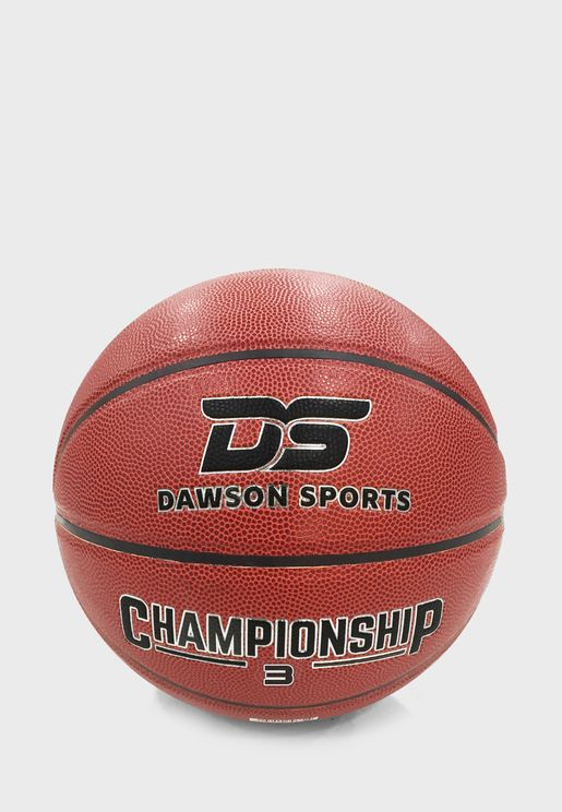 Logo Championship Basketball