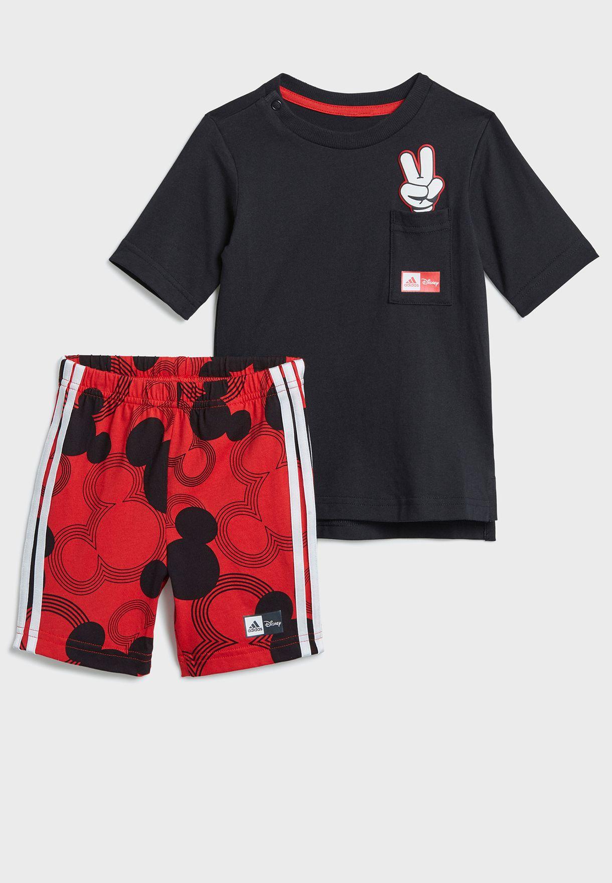 Infant Disney Mickey Mouse Summer Set