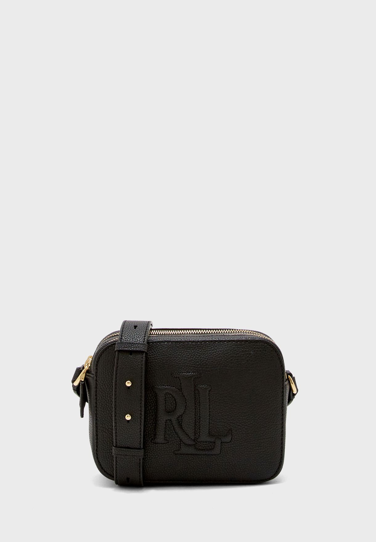 Hayes Top Zip Crossbody