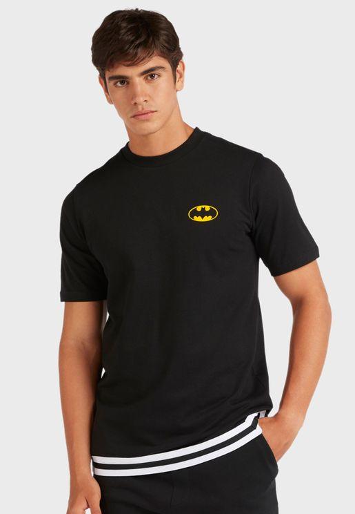 تيشيرت بطباعة باتمان